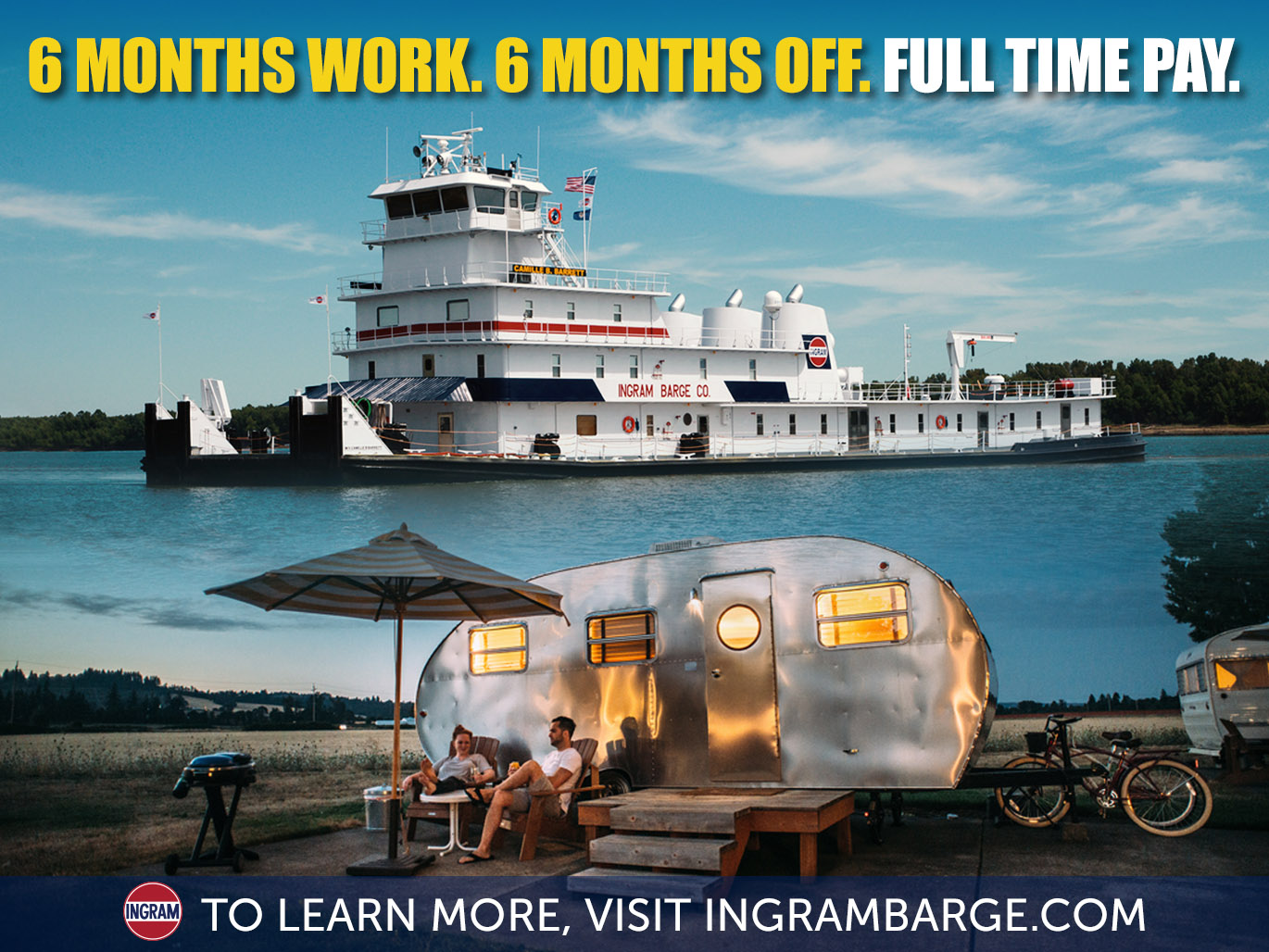 ingram barge co paducah ky